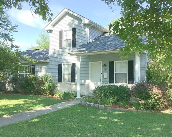 602 S Herman Street, Lebanon, IL 62254 (#19056782) :: The Becky O'Neill Power Home Selling Team