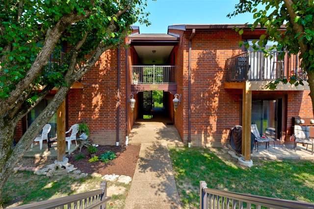 5569 Baronridge Drive #2, Oakville, MO 63129 (#19056790) :: Realty Executives, Fort Leonard Wood LLC