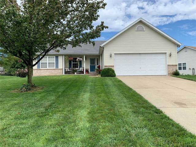 2825 Robert Drive, Columbia, IL 62236 (#19056880) :: The Becky O'Neill Power Home Selling Team