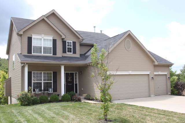 5556 Mirasol Manor, Eureka, MO 63025 (#19056901) :: The Becky O'Neill Power Home Selling Team