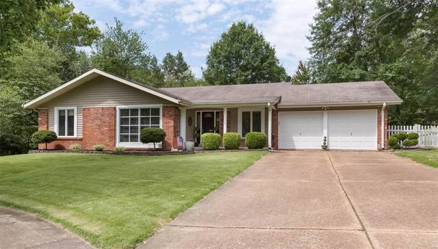 821 King George Court, Manchester, MO 63021 (#19056914) :: St. Louis Finest Homes Realty Group