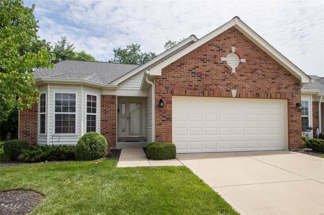 16053 Kerryton Place Drive, Ballwin, MO 63021 (#19056950) :: The Becky O'Neill Power Home Selling Team