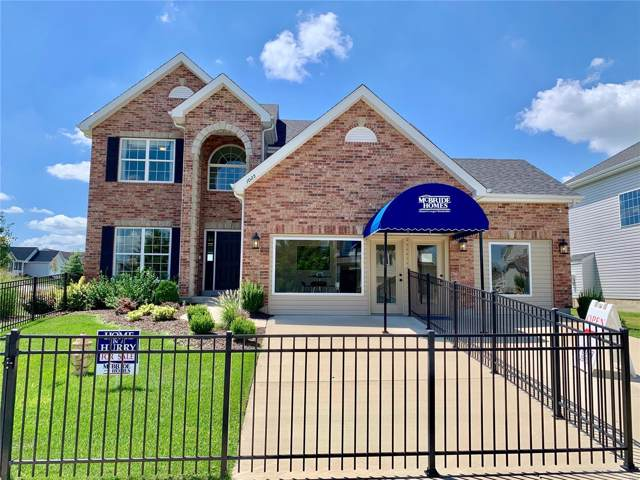 1025 Still Water Drive, O'Fallon, IL 62269 (#19057030) :: The Becky O'Neill Power Home Selling Team