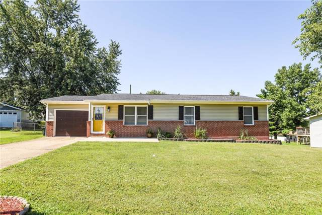 1320 Pershing Drive, Rolla, MO 65401 (#19057063) :: The Becky O'Neill Power Home Selling Team