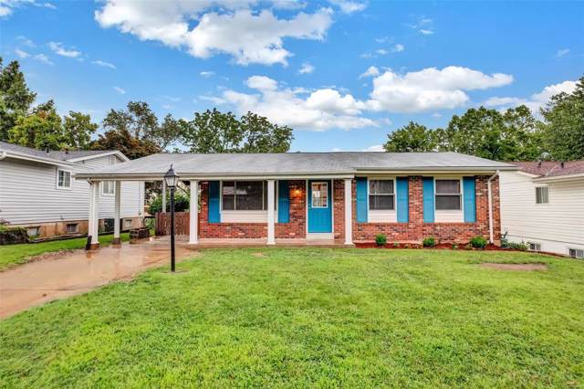 2540 Wesford Drive, Maryland Heights, MO 63043 (#19057133) :: St. Louis Finest Homes Realty Group