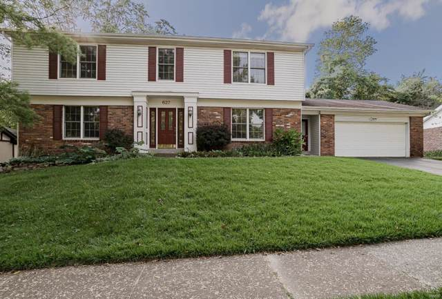 627 Stablestone Drive, Chesterfield, MO 63017 (#19057138) :: St. Louis Finest Homes Realty Group