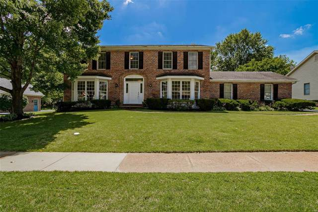 14320 Strawbridge Court, Chesterfield, MO 63017 (#19057151) :: St. Louis Finest Homes Realty Group