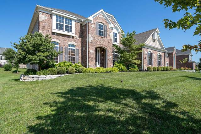 409 Willow Weald Path, Chesterfield, MO 63005 (#19057241) :: Peter Lu Team