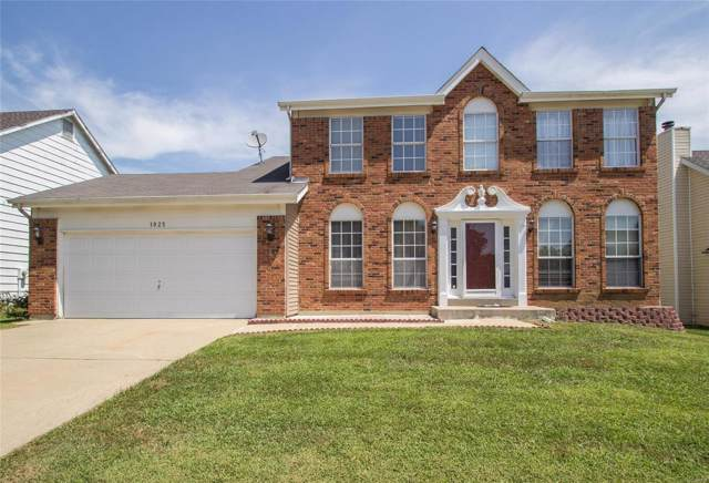 1025 Sweepstakes Lane, Florissant, MO 63034 (#19057368) :: The Becky O'Neill Power Home Selling Team