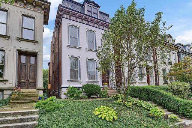 1804 Hickory, St Louis, MO 63104 (#19057408) :: Walker Real Estate Team