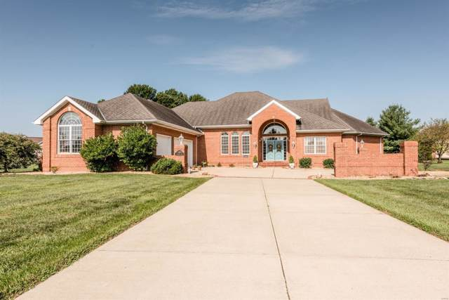 1309 Pinewood Lane, BREESE, IL 62230 (#19057434) :: The Becky O'Neill Power Home Selling Team