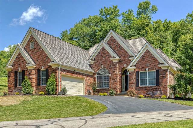 1180 Valley Vue, Saint Albans, MO 63073 (#19057492) :: Sue Martin Team
