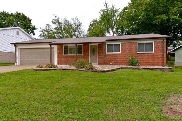 1759 Roth Hill Drive, Maryland Heights, MO 63043 (#19057651) :: St. Louis Finest Homes Realty Group