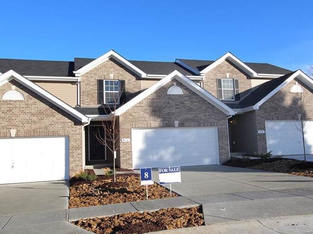 516 Peruque Commons Court, Wentzville, MO 63385 (#19057671) :: Realty Executives, Fort Leonard Wood LLC