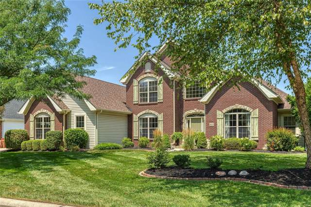 4618 Crosshaven Court, Weldon Spring, MO 63304 (#19057682) :: St. Louis Finest Homes Realty Group