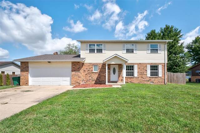 206 Pierce Boulevard, O'Fallon, IL 62269 (#19057702) :: St. Louis Finest Homes Realty Group