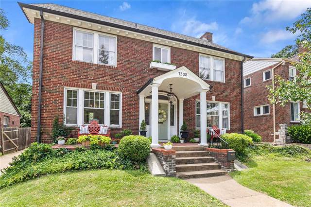 7308 Chamberlain Avenue, University City, MO 63130 (#19057762) :: The Becky O'Neill Power Home Selling Team