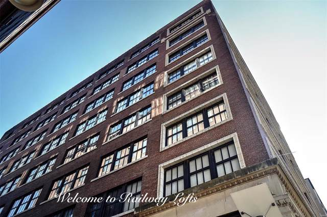 1619 Washington Avenue #402, St Louis, MO 63103 (#19057773) :: St. Louis Finest Homes Realty Group