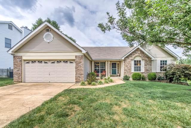 407 Hamilton Meadows Drive, Fenton, MO 63026 (#19057922) :: The Becky O'Neill Power Home Selling Team