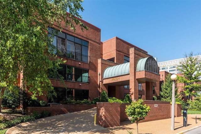 4540 Laclede Avenue #107, St Louis, MO 63108 (#19057958) :: RE/MAX Professional Realty