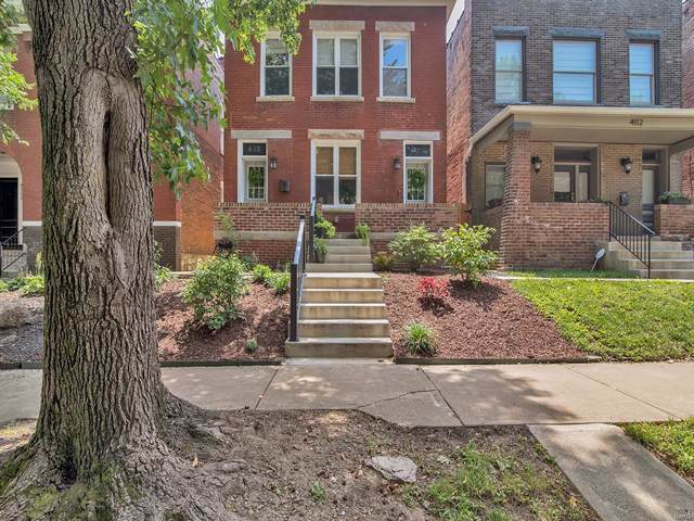 4110 Russell Boulevard, St Louis, MO 63110 (#19057964) :: RE/MAX Professional Realty