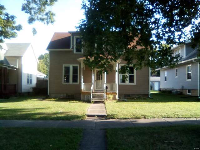 1011 13th Street, Highland, IL 62249 (#19057969) :: Holden Realty Group - RE/MAX Preferred