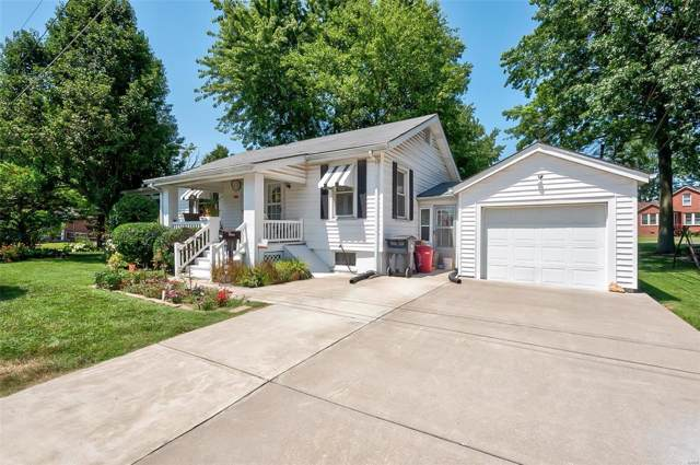 1100 Mascoutah Avenue, Belleville, IL 62220 (#19058048) :: Sue Martin Team