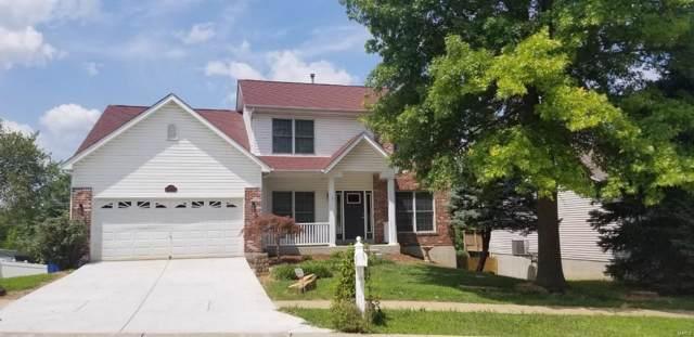 1423 Hawkins Corners Drive, Fenton, MO 63026 (#19058077) :: The Becky O'Neill Power Home Selling Team