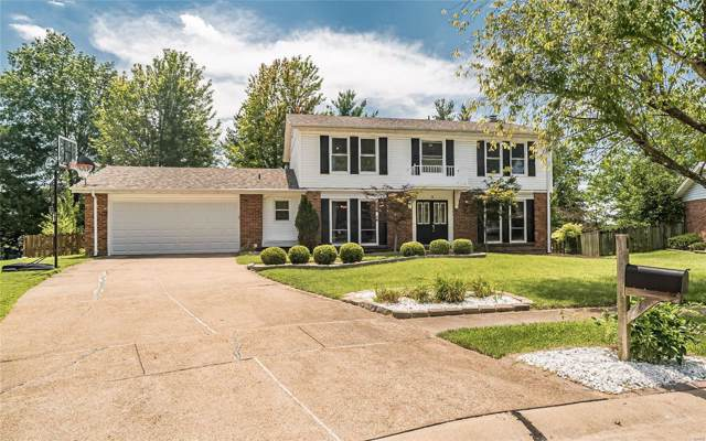 3 Sunny Trail, Ellisville, MO 63011 (#19058086) :: The Becky O'Neill Power Home Selling Team