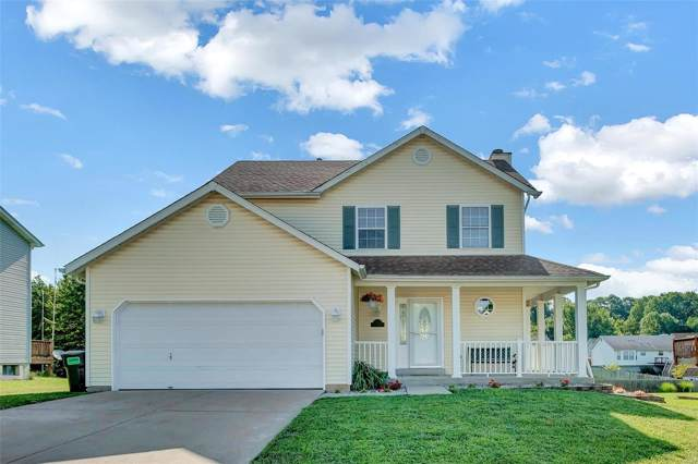 982 Sunset Farms, Saint Charles, MO 63304 (#19058105) :: The Becky O'Neill Power Home Selling Team