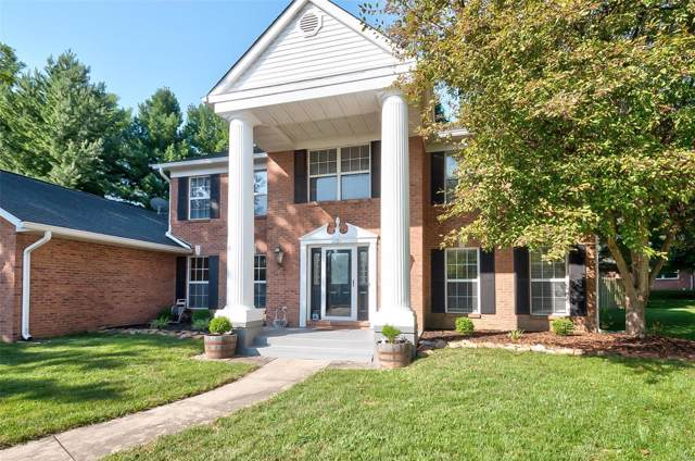 1101 Peachtree Court, O'Fallon, IL 62269 (#19058236) :: St. Louis Finest Homes Realty Group