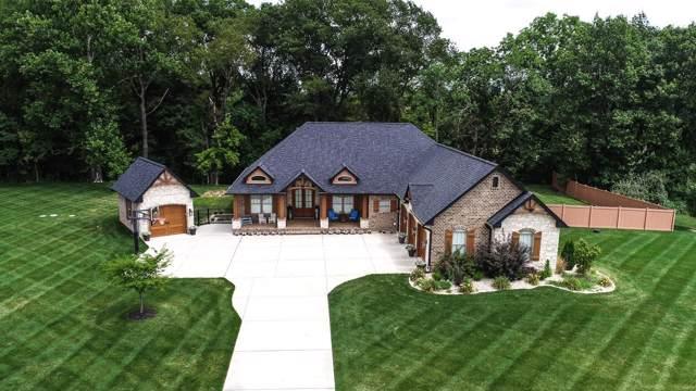 473 Tyler Drive, Troy, IL 62294 (#19058270) :: Walker Real Estate Team