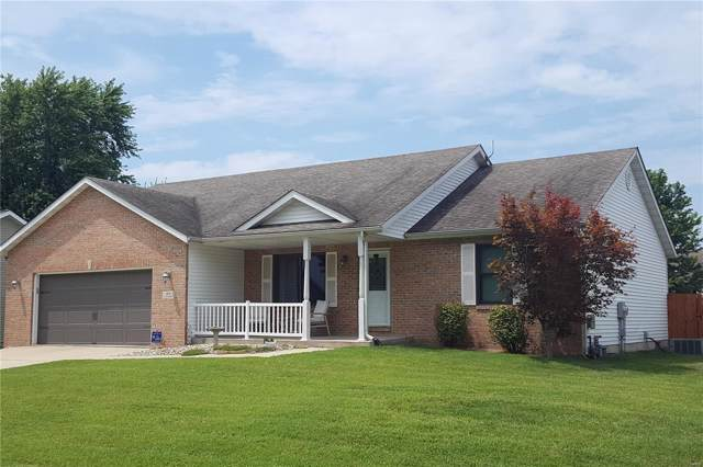 115 Colonial Drive, Hamel, IL 62046 (#19058331) :: St. Louis Finest Homes Realty Group