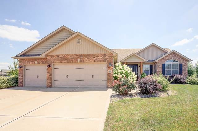 1437 Clifton Way Court, O'Fallon, IL 62269 (#19058337) :: The Becky O'Neill Power Home Selling Team