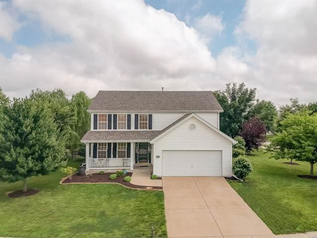 2904 Wye Oak, Belleville, IL 62221 (#19058406) :: The Becky O'Neill Power Home Selling Team
