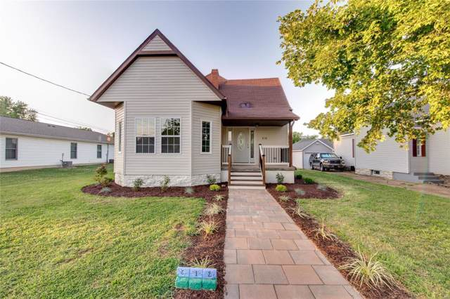 512 Jefferson Street, De Soto, MO 63020 (#19058410) :: RE/MAX Vision