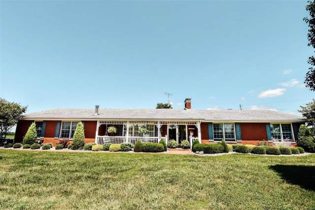 14081 State Route 15, NASHVILLE, IL 62263 (#19058435) :: The Kathy Helbig Group