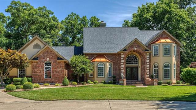 516 Woodmere Crossing, Saint Charles, MO 63303 (#19058506) :: The Becky O'Neill Power Home Selling Team