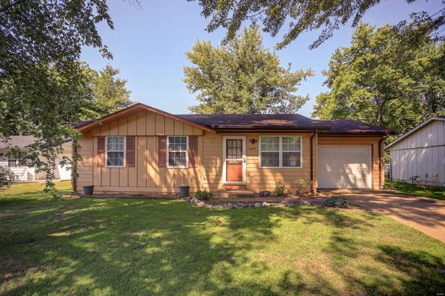 1619 Landmark Drive, Mascoutah, IL 62258 (#19058508) :: Holden Realty Group - RE/MAX Preferred