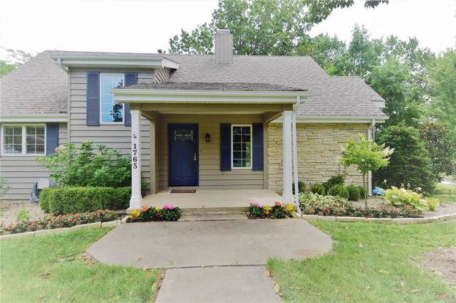 1765 Captains Drive, Worden, IL 62097 (#19058533) :: Holden Realty Group - RE/MAX Preferred