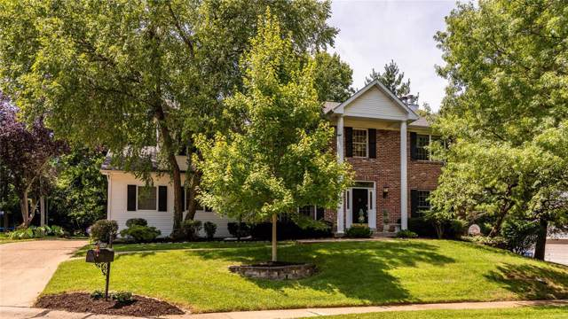 13027 Barrett Crossing Court, St Louis, MO 63122 (#19058571) :: The Becky O'Neill Power Home Selling Team