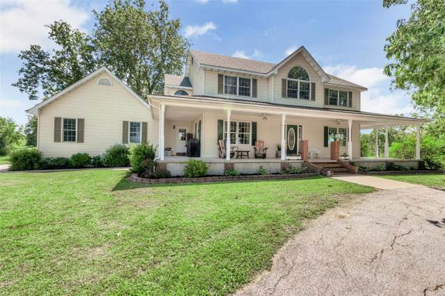 536 Hall Road, Eolia, MO 63344 (#19058610) :: Walker Real Estate Team