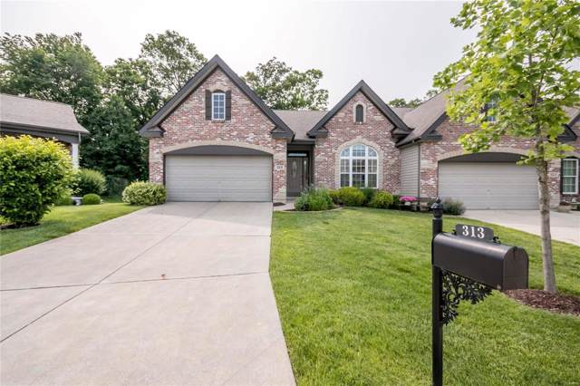 313 Revolution Drive, Saint Peters, MO 63376 (#19058648) :: RE/MAX Professional Realty