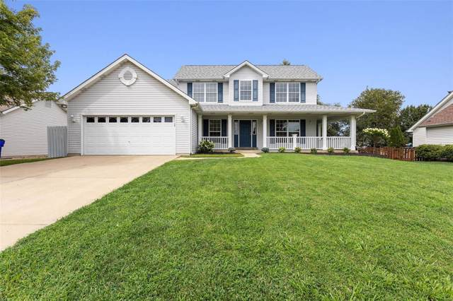 121 Sanctuary Drive, Dardenne Prairie, MO 63368 (#19058686) :: The Kathy Helbig Group