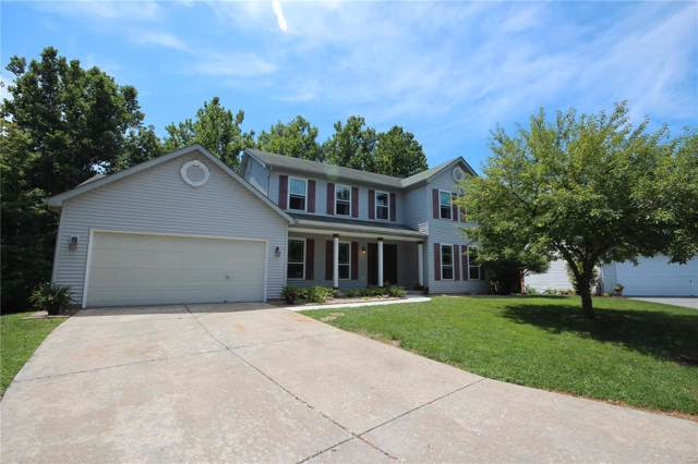 7201 Picasso Drive, Dardenne Prairie, MO 63368 (#19058735) :: The Kathy Helbig Group