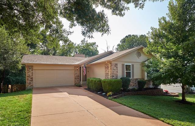 432 Harvest Hill, Ballwin, MO 63021 (#19058791) :: St. Louis Finest Homes Realty Group