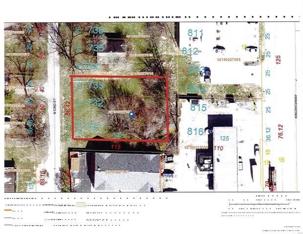 1216 N 53rd Street, Washington Park, IL 62204 (#19058873) :: Matt Smith Real Estate Group