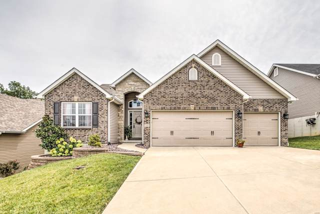 348 Amber Bluff Lane, Imperial, MO 63052 (#19058912) :: Clarity Street Realty