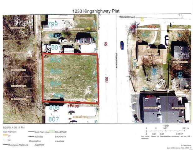 1233 Kingshighway, Washington Park, IL 62204 (#19058966) :: Matt Smith Real Estate Group