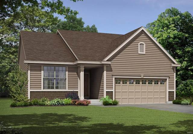1 Tbb-Geneva @ Pinewoods Estates, Wentzville, MO 63385 (#19058988) :: Kelly Hager Group | TdD Premier Real Estate